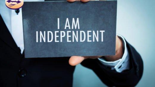 I am Independent