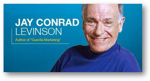 جِی کُنراد لِوینسون / بازاریابی